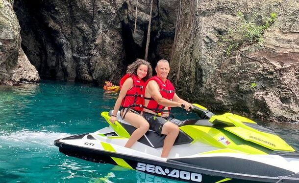 Jet-Ski : Une grande virée dans sud caraïbe
