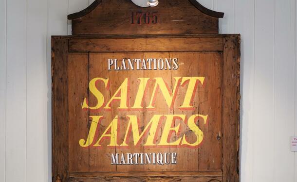La Distillerie Saint-James