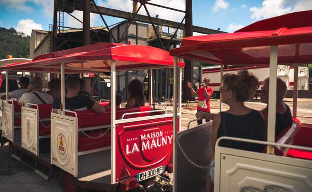 La Distillerie la Mauny