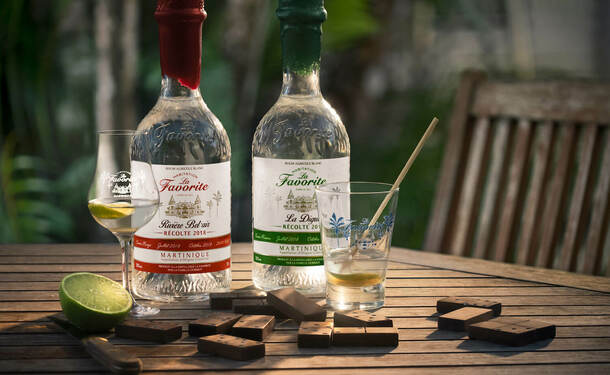 La Distillerie la Favorite