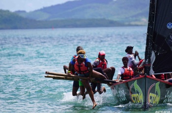Initiation en mer à bord d'une yole