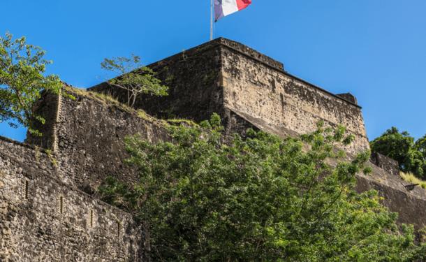 Le Fort Saint-Louis