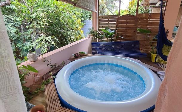 Aqua Momen'thé : Goûter flottant et massage