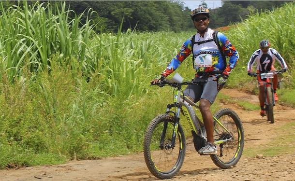 Randonnée tropicale guidée à vélo