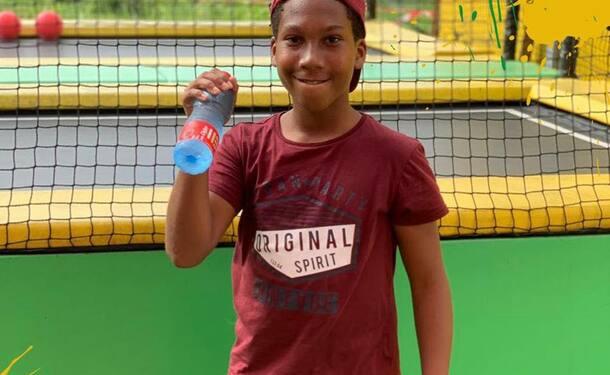 Découvrez le Trampoline made in Martinique