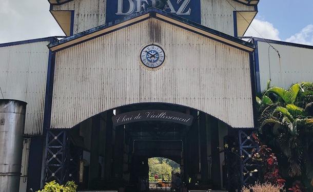 La Distillerie Depaz