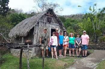 Visite en mini van de la côte sud caraïbéenne