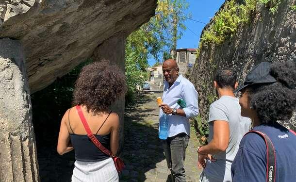 Balade riche d'histoire : Saint-Pierre, l'ancienne capitale