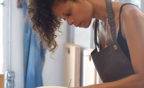 Atelier créatif de confection céramique